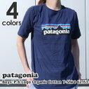 新品パタゴニアPatagoniaBoys'P-6LogoOrganicCottonT-ShirtロゴオーガニックTシャツ62153ボーイズレディース新作