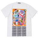 CDG(シーディージー)CELEBRATE!TEE(Tシャツ)WHITE200-007930-040x【新品】COMMEdesGARCONS(コムデギャルソン)