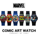 腕時計 レディース メンズ 時計 おしゃれ カジュアル マーベル コミック アート ユニセックス ファッション ウォッチ …