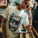 Tシャツ シャツ クルーネック カットソー アート buggy バギー レディース メンズ 半袖 てろT【送料無料メール便】