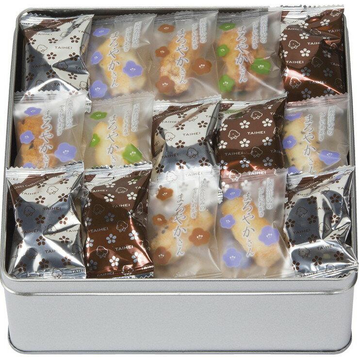 【和菓子ギフト】泰平製菓 天然水おかき まろやかさん TM-20 【おかき/あられ/和菓子/詰合せ/ギフト】