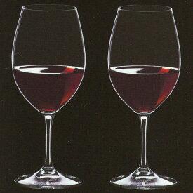 RIEDEL リーデル オヴァチュア レッドワイン ペア 6408/00 ★ブランドギフト/ペアワイングラスセット★