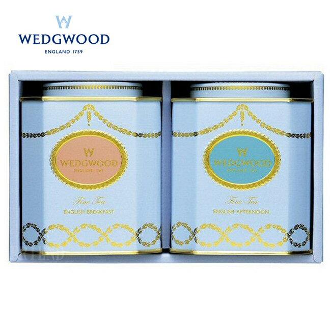 【紅茶 ギフト】ウェッジウッド 紅茶 リーフティーギフト WT-30A 【WEDGWOOD/ブランド/紅茶/ティーギフト/高級/おしゃれ/ギフトセット/詰合せギフト/ティータイムギフト/内祝い/お中元/お歳暮】