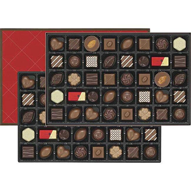 【チョコレート ギフト】メリーチョコレート FC-S 80個【お菓子/スイーツ/詰め合わせ/内祝い/お歳暮/お返し】