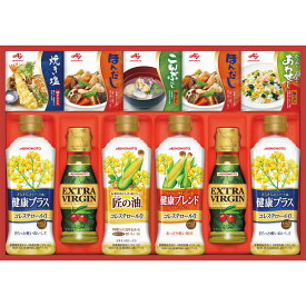 味の素 バラエティ調味料ギフト CSA-40F 【調味料詰合せ/サラダオイル/食用油/ヘルシーオイル/オリーブオイル/だしの素/ギフトセット】