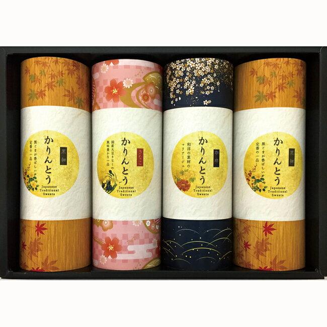 金澤兼六製菓 かりんとうギフト (MKT-20R) 【和菓子/かりん糖/ギフト/お菓子】