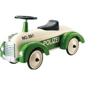 ARTABURG アルタバーグ グリーンポリス・スピードスター WLAB89106 【車のおもちゃ/乗用玩具/乗り物/パトカー】