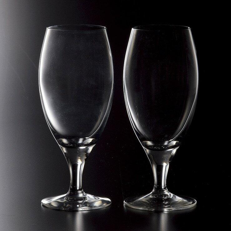 シェフ&ソムリエ センセーション ビアグラス ペア (37154P) 【ビールグラス/ペアグラス/ワイングラス/おしゃれ/夫婦/人気/食器/新築祝い/結婚祝い/ギフト/プレゼント/引き出物/母の日】