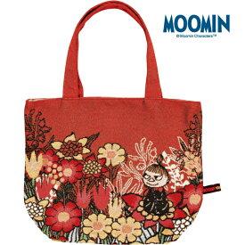 【リトルミイ キャラクター バッグ】 リトルミイ 花と一緒に ゴブラン織りバッグ 434108100 【北欧/レディースバッグ/ムーミン バック/MOOMIN/かわいい/人気/ムーミン】