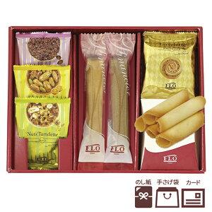 FLO PRESTIGE PARIS 焼き菓子ギフトセット F-20【タルトレット/フィナンシェ/洋菓子/詰合せ/焼き菓子/ギフトセット】