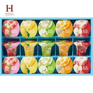 ひととえ Hitotoe 凍らせて食べるアイスデザート 15号 IDD-30【アイス/シャーベット/アイスクリーム/スイーツ/お中元/お歳暮/ギフト】