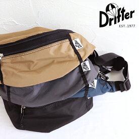 ★【ゆうパック対応】Drifter(ドリフター)ウエストパック