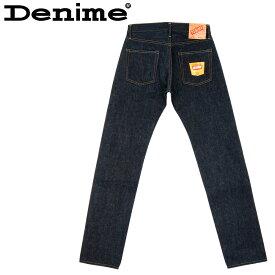 ■【New!】 DENIME(ドゥニーム) JAPAN (超人気アイテム!) 「66XX」 JEANS (ノンウォッシュ) (日本製)【5012-0025-NW】