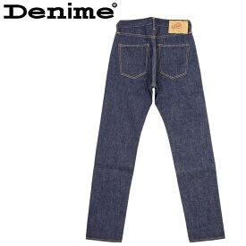 ■ DENIME(ドゥニーム ジーンズ 505タイプ)5012-0105 (ノンウォッシュ/リジッド/日本製)(タロンジッパー/JEANS/ジーンズ/50120105)