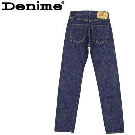 ■ DENIME(ドゥニーム ジーンズ 505タイプ)5012-0155 (ワンウォッシュ/日本製)(タロンジッパー/JEANS/テーパード/50120155)
