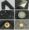 ■ SUGAR CANE(shugaken·牛仔裤)[SC42014A]☆12oz. 粗斜纹布1947型号型3☆(细长的合身)[日本制造](uosshudo/一洗涤/JEANS/感觉清醒的/苗条)