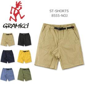 GRAMICCI (グラミチ) STショーツ [8555-NOJ] ST-SHORTS (スタンダード/ショートパンツ/クライミングパンツ/短パン/ストレッチ/アウトドア/メンズ/おしゃれ)