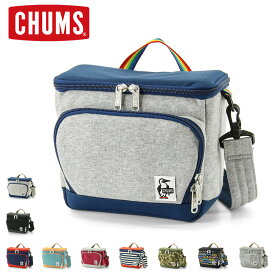 CHUMS(チャムス) ボックス カメラバッグ (スウェット×ナイロン) [CH60-2666](カメラ/バッグ/一眼レフ/デジカメ/ミラーレス/ビデオ/レンズ/おしゃれ/かわいい/メンズ/レディース/BAG)