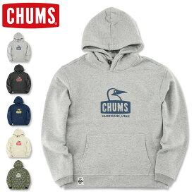 チャムス (CHUMS) ブービーフェイス プルオーバー パーカー [CH00-1222](スウェット パーカー スウェットパーカー 裏起毛 プリント メンズ レディース おしゃれ かわいい S M L XL)