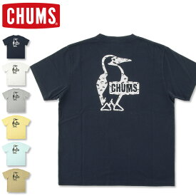 CHUMS (チャムス) ブービー ドーナツ Tシャツ [CH01-1653](半袖Tシャツ/半袖/プリント/アウトドア/メンズ/レディース)【ゆうメールなら送料→180円】