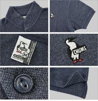 CHUMS(チャムス)半袖ポロシャツ[CH02-1111]ブービーショールポロシャツ(半袖/カットソー/メンズ/アウトドア/スポーツ/おしゃれ)