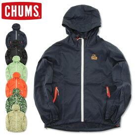 CHUMS (チャムス) レディバグ コンパクト フーディ (薄手) [CH04-1136](ジャケット ウインドブレーカー マウンテンパーカー アウトドア メンズ レディース パーカー ライトシェル)