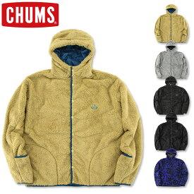 CHUMS (チャムス) ボンディング フリースパーカー [CH04-1183](フリース パーカー メンズ レディース おしゃれ かわいい アウトドア アウター ボア) 【送料無料】