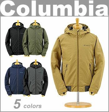コロンビア ジャケット COLUMBIA PM3176 ロマビスタ フーディー (メンズ 冬 中綿 ブルゾン パーカー アウター ジャンパー アウトドア ストリート アイスヒル)