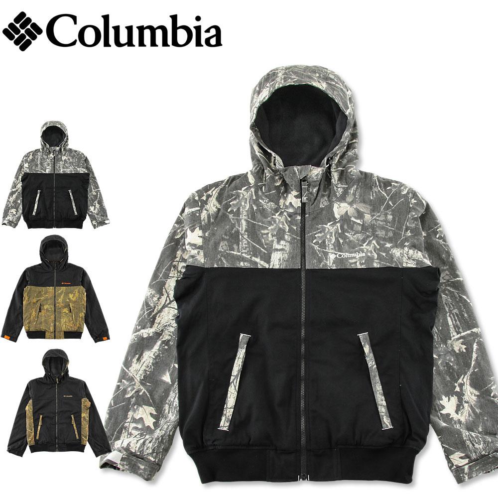 コロンビア COLUMBIA ロマビスタ ハンティングパターンド フーディー [PM3408](ジャケット メンズ 中綿 ブルゾン パーカー アウター ジャンパー アウトドア ストリート)