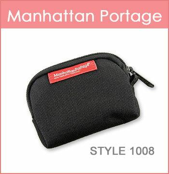 Manhattan Portage マンハッタンポーテージ コイン パース [1008] マンハッタンポーテージ コインケース (MP1008/小銭入れ/財布/ポーチ/小物入れ/キーケース/BAG)