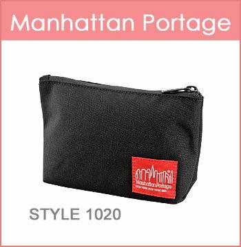 Manhattan Portage マンハッタンポーテージ ナイロン クラッチ [1020] マンハッタンポーテージ ポーチ (MP1020/小物入れ/アクセサリーポーチ/スマホケース/ペンケース/ケース/BAG/バッグ)
