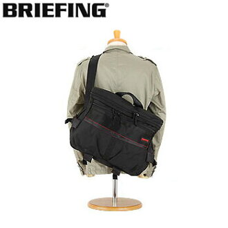 ■Briefing shoulder bag (BRIEFING) Dune shoulder bag [BRF059219] BRIEFING DUNE SHOULDER BAG (Made in the USA / commuting / school / briefing bag / diagonal hanging)