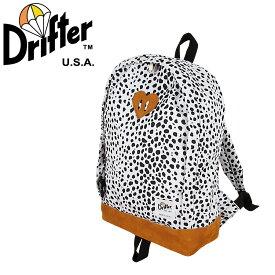 ■ DRIFTER(ドリフター) バックカントリーパック 【DF04187】 「BACK COUNTRY PACK」 (アニマルリュック・デイパック・BAG)【米国製】
