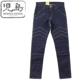 児島ジーンズ (KOJIMA GENES)[RNB-1180] 13oz アウトラスト モトクロス パンツ (温度調節素材)(日本製 メンズ ストレッチ ジーンズ デニム 岡山 児島 バイカー RNB1180 おしゃれ)