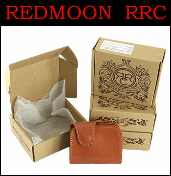 ■ REDMOON RRC (レッドムーン・ダブルアールシー) RRC-P-01 ショートウォレット(財布)