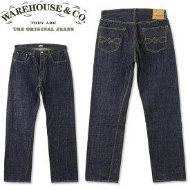WAREHOUSE (ウエアハウス) Lot DD-1101 (1967 MODEL)[DD-1101](ジーンズ/ワンウォッシュ/デニム/セルビッチ/ジーパン/ダックディガー/日本製)
