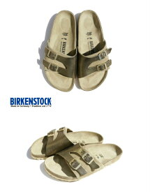 BIRKENSTOCK(ビルケンシュトック) Vaduz Suede Leather Allover Khaki【gc1008518】【Khaki】【送料無料】【国内正規品 保証書付き】【幅狭 ナロー】