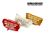 【送料無料】2019S/SDENIMDUNGAREEデニム&ダンガリー992011NEWSTARショルダーBAG【F】【5レッド】【11オフホワイト】【20マスタード】