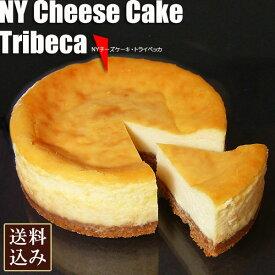 【送料込み】ニューヨークチーズケーキ《トライベッカ》4号