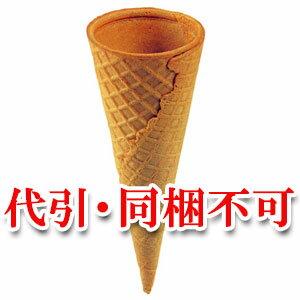 【送料無料】アイスクリーム用・シュガーロールコーン(スリーブ付き) 300個入(GW中のお届けは4/24AM9時締切)