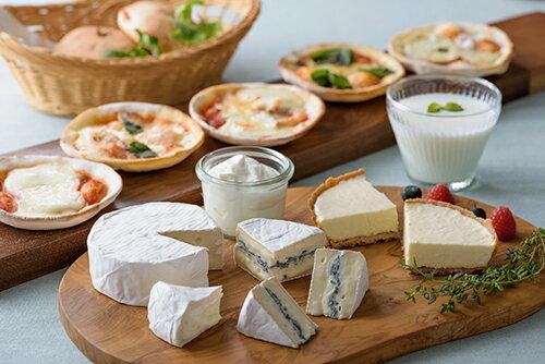 チーズ専門店のスペシャルギフト(税込・送料込)【冷蔵発送】