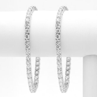 Special Price More Affordable 5 Carat Cz Diamond Tennis Bracelet 2 Pieces Set Jewelry Presents Gifts Birthday Wedding Anniversary