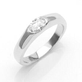 【ニューヨークから届く!】指輪 リング レディース オーバル プラチナ 加工 婚約指輪 エンゲージリング プロポーズ 結婚指輪 誕生日 プレゼント 結婚記念日 女性 彼女 妻 嫁 ブランド 人気 シンプル 金属アレルギー