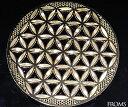 送料無料 フラワーオブライフ 古代神聖幾何学 エナジーカード