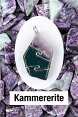 カンメラライト(Kammererite)菫泥石ワイヤーペンダントトップ【シルバー925】【ヘブン&アース社】