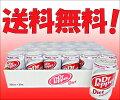訳アリ商品!!【送料無料】DietDR.Pepperダイエットドクターペッパー355mlx24缶1ケース