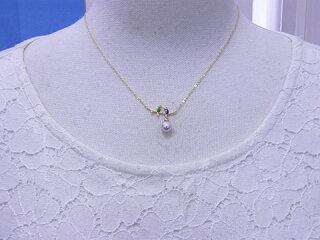 真珠ペンダン送料無料テリクロス付きSVあこや真珠ペンダント※この商品はクーポン対象外です