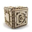 Ugears ユーギアーズ 金庫 70011 Safe 木のおもちゃ 自分で組み立てて動く3D パズル 知育 ウッドパズル 工作キット 木…