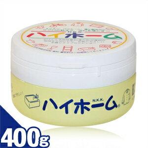 【環境型石鹸クレンザー】ハイホーム(400g) - 昭和38年からの超ロングセラー、ミクロの粒子で汚れから錆まで落とす半練りタイプ洗剤。