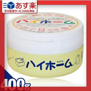 【あす楽対応】【環境型石鹸クレンザー】ハイホーム(400g) - 昭和38年からの超ロングセラー、ミクロの粒子で汚れから錆まで落とす半練りタイプ洗剤。